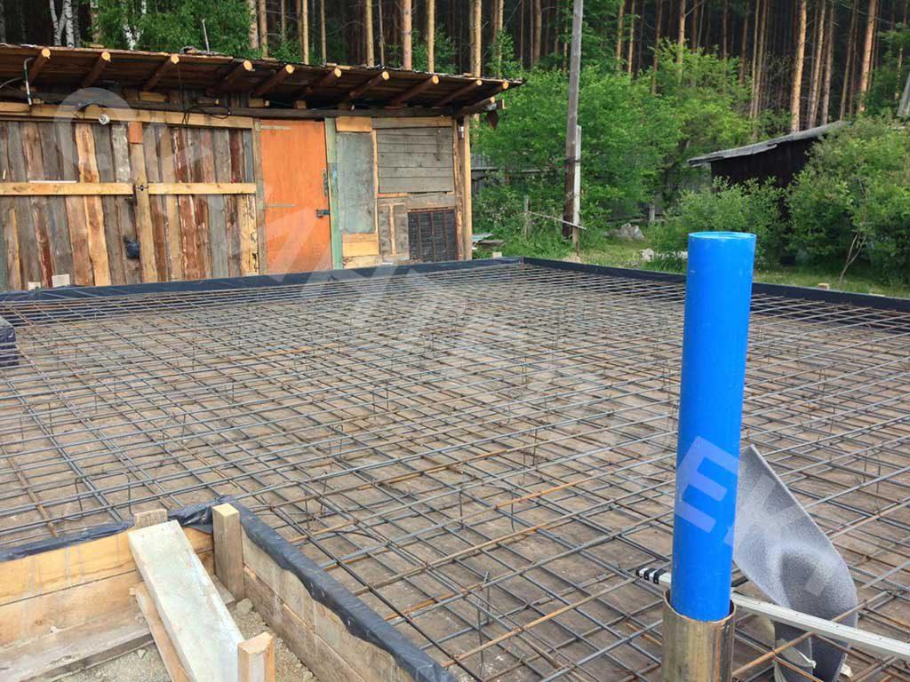Фото 4 - делаем фундамент под ключ под частное строительство