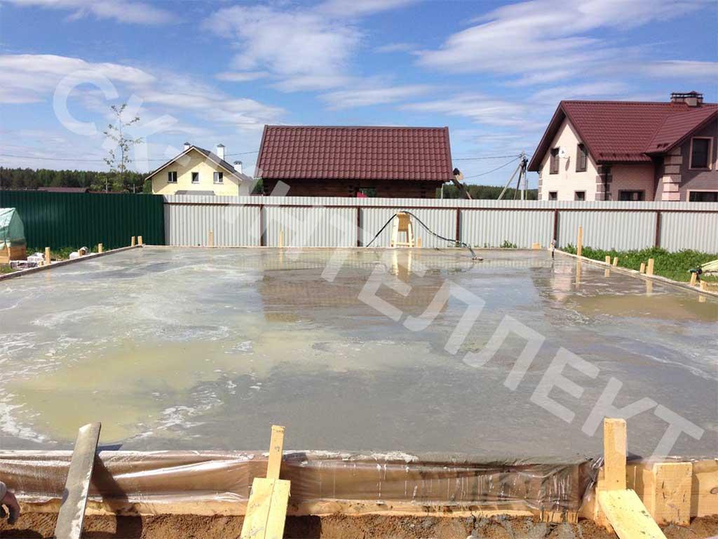 Фото 7 - Строительство фундамента под ключ