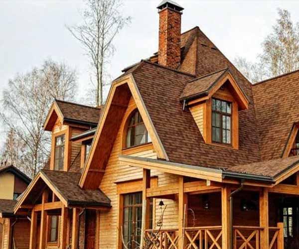 Строительство, обслуживание и ремонт комбинированной крыши