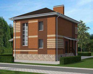 Проект дома от архитектора