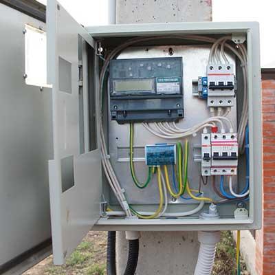 Проводим работы по подключению частного дома к электроснабжению