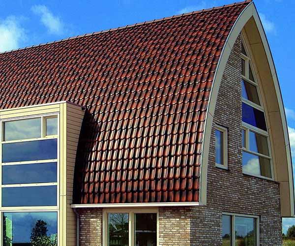 Строительство сводчатых крыш любой сложности