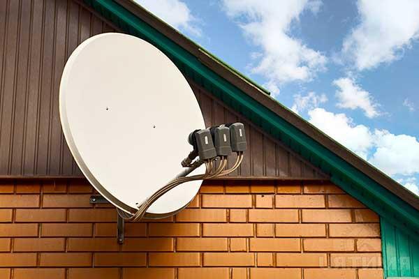 Подключим дом ко всем необходимым телекоммуникациям - телефон, интернет, телевидение