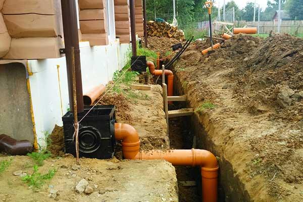 Реализуем систему водоотведения в частном доме