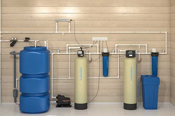 Устройство водоснабжения в доме - под ключ
