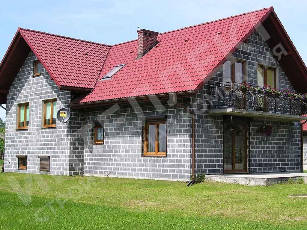 Дом из пеноблока - фото 5