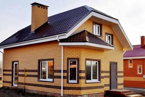 Отделка и запуск в эксплуатацию дома из керамоблоков