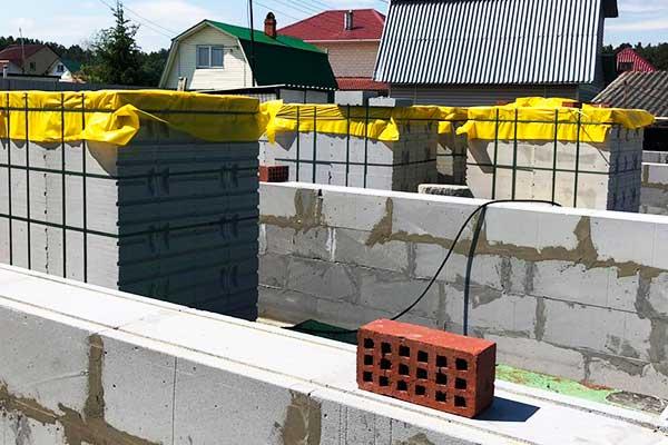 Строительство домов из твинблока