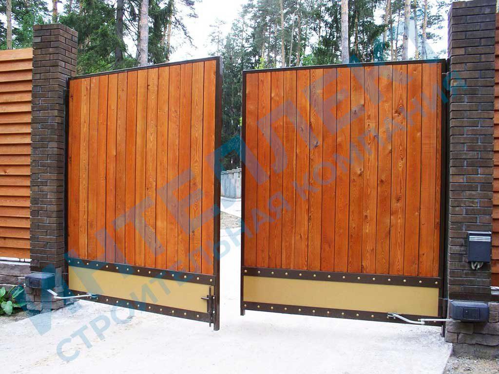 Распашные ворота в Свердловской области