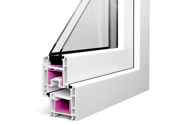 Трехкамерные пластиковые окна ПВХ