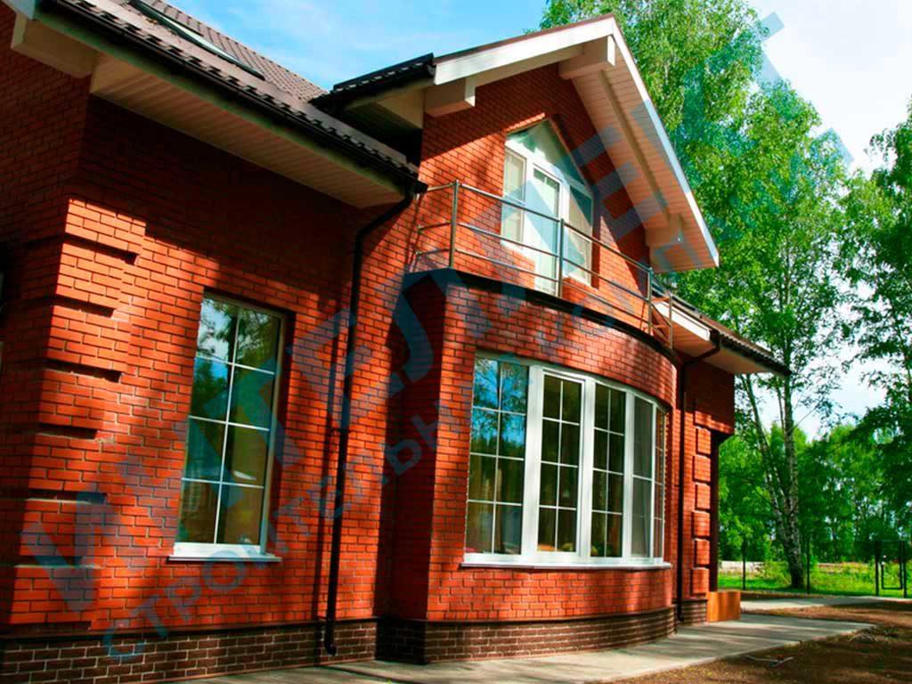 Установка ПВХ окон в частном доме