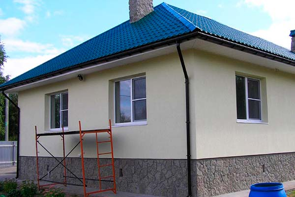 Дома из газобетона в Екатеринбурге