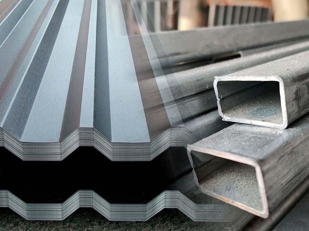 Производство материалов для строительства забора из профлиста