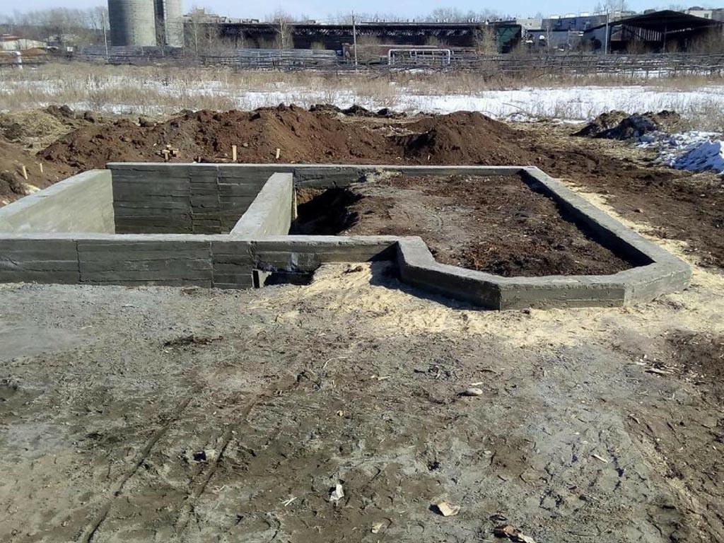 преимущества и недостатки фундамента с погребом